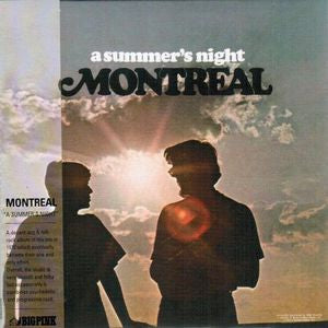 Album Cover of Montreal - A Summer`s Night  (Papersleeve-CD)