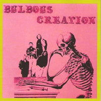Album Cover of Bulbous Creation - Bulbous Creation / You Won't Remember Dying