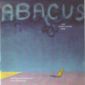 Album Cover of Abacus - Just A Day's Journey Away !  + 2 bonus  (CD)