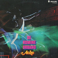 Album Cover of Ache - De Homine Urbano  (Vinyl Reissue)