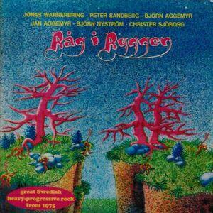 Album Cover of Rag I Ryggen - Rag I Ryggen