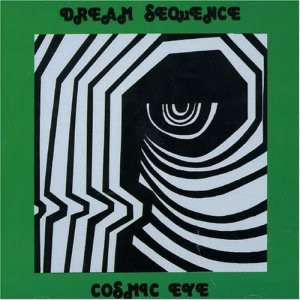 Album Cover of Cosmic Eye - Dream Sequence