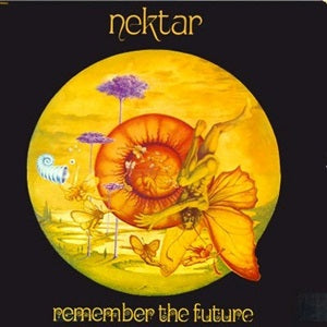 Album Cover of Nektar - Remember The Future + Bonus  (Double Vinyl Reissue)