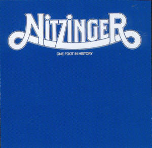 Album Cover of Nitzinger - One Foot In History + 1 Bonus Track