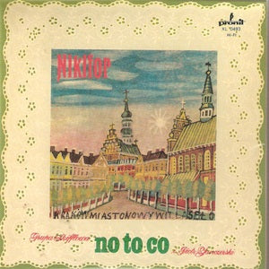 Album Cover of No To Co - Nikifor