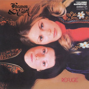 Album Cover of Heaven & Earth - Refuge  (Vinyl Reissue)