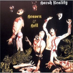 Album Cover of Harsh Reality - Heaven & Hell  (Vinyl Reissue)