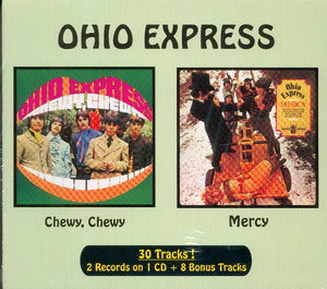 Album Cover of Ohio Express - Chewy Chewy & Mercy + 8 Bonus  (2 on 1 Digipak-CD)