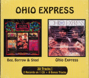 Album Cover of Ohio Express - Beg Borrow & Steal & Ohio Express + 8 Bonus  (2 on 1 Digipak-CD)