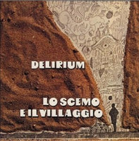 Album Cover of Delirium - Lo Scemo E Il Villaggio  (Vinyl Reissue)