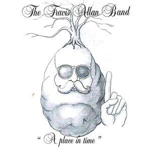 Album Cover of Travis Allan Band, The - A Place In Time