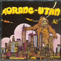Album Cover of Orang Utan - Orang Utan  (Digipak)