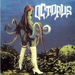 Album Cover of Octopus - Restless Night  (Vinyl Reissue)