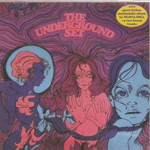 Album Cover of Underground Set, The - The Underground Set + 4 bonus tracks