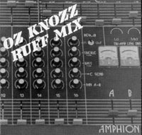Album Cover of Oz Knozz - Ruff Mix