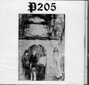Album Cover of P 205 - S/T + 1 Bonus Track