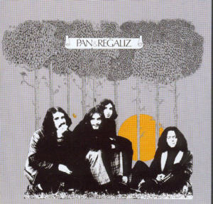 Album Cover of Pan & Regaliz - Pan & Regaliz