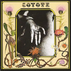 Album Cover of Coyote (US Prog / Country) - Coyote