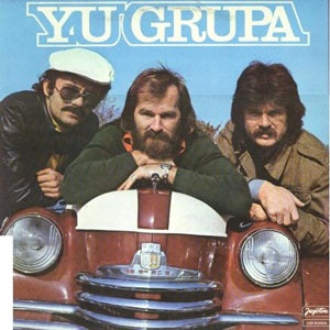 Album Cover of Yu Grupa - Yu Grupa  (Vinyl Reissue)