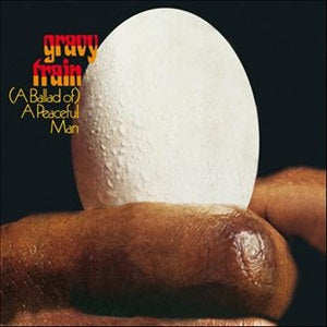 Album Cover of Gravy Train - (A Ballad Of) A Peaceful Man  (Vinyl Reissue)