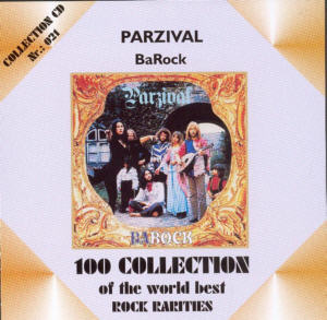 Album Cover of Parzival - BaRock + 2 Bonus Tracks