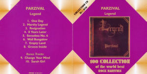 Album Cover of Parzival - Legend + Bonus Tracks