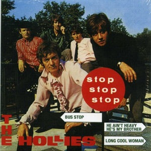 Album Cover of Hollies, The - Stop Stop Stop  (Papersleeve-CD)