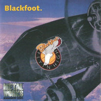 Album Cover of Blackfoot - Flyin' High