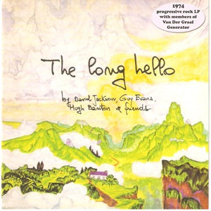 Album Cover of Jackson, Banton, Evans & Friends - The Long Hello  + Bonus Track