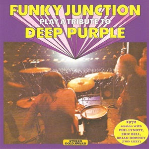 Album Cover of Funky Junction - Play A Tribute To Deep Purple (Flawed Gems-CD)