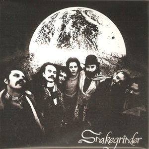 Album Cover of Snakegrinder - And The Shredded Fieldmice  (Papersleeve-CD)