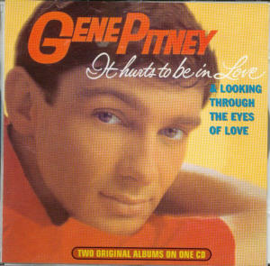 Album Cover of Pitney, Gene - It hurts... & Looking through... (2 on 1 CD)
