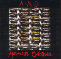 Album Cover of A.N.D. - Madmans Overture