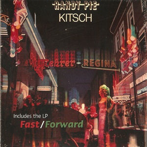 Album Cover of Randy Pie - Kitsch & Fast/Forward + bonus tracks