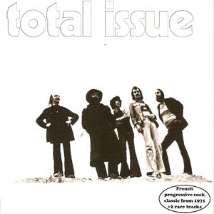 Album Cover of Total Issue - Total Issue  + 2 bonus tracks