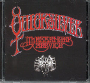 Album Cover of Quicksilver Messenger Service - Quicksilver Messenger Service
