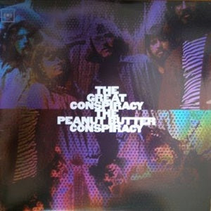 Album Cover of Peanut Butter Conspiracy, The - The Great Conspiracy  (Vinyl Reissue)