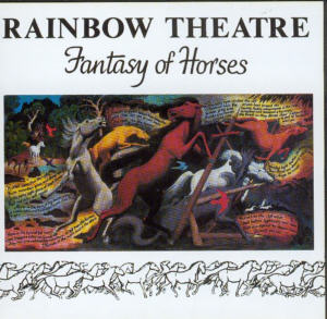 Album Cover of Rainbow Theatre - Fantasy Of Horses