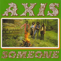 Album Cover of Axis (Greece) - Someone / Ela Ela
