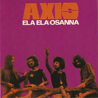 Album Cover of Axis (Greece) - Someone / Ela Ela  (Different Cover)