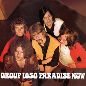 Album Cover of Group 1850 - Paradise Now  (Clear Red Vinyl Reissue)