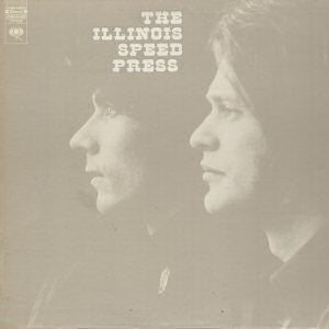 Album Cover of Illinois Speed Press, The - The Illinois Speed Press  (Vinyl Reissue)