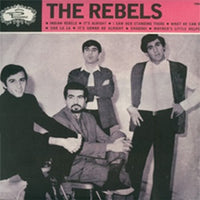 Album Cover of Rebels, The (Iranian 60s Band) - The Rebels  (Vinyl Reissue)
