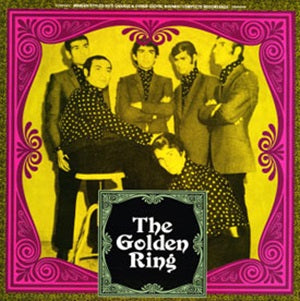 Album Cover of Golden Ring, The - Iranian Styled 60s Garage & Other Exotic Sounds: Complete Recordings