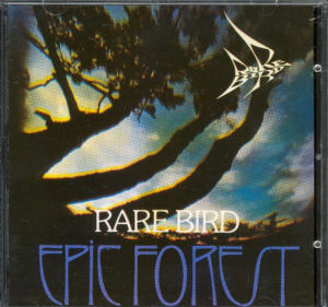 Album Cover of Rare Bird - Epic Forest + 3 Bonus Tracks