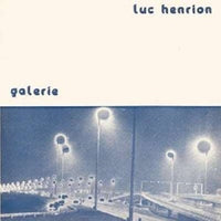 Album Cover of Luc Henrion - Galerie (CD)