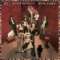 Album Cover of Reo Speedwagon - Nine Lives