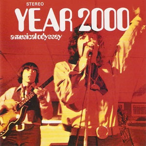 Album Cover of Year 2000 - A Musical Odyssey  + bonustracks