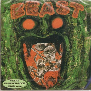 Album Cover of Beast ('70 US Psych-Rock) - Beast  (2nd Album)