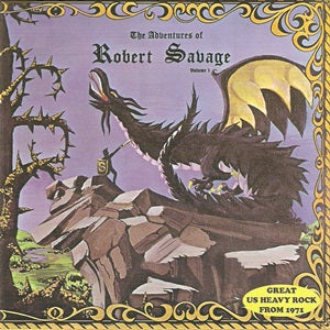 Album Cover of Robert Savage - The Adventures Of Robert Savage
